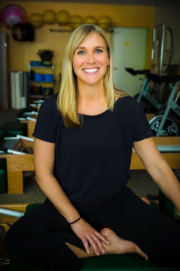 Rebecca Manske - Pilates Instructor